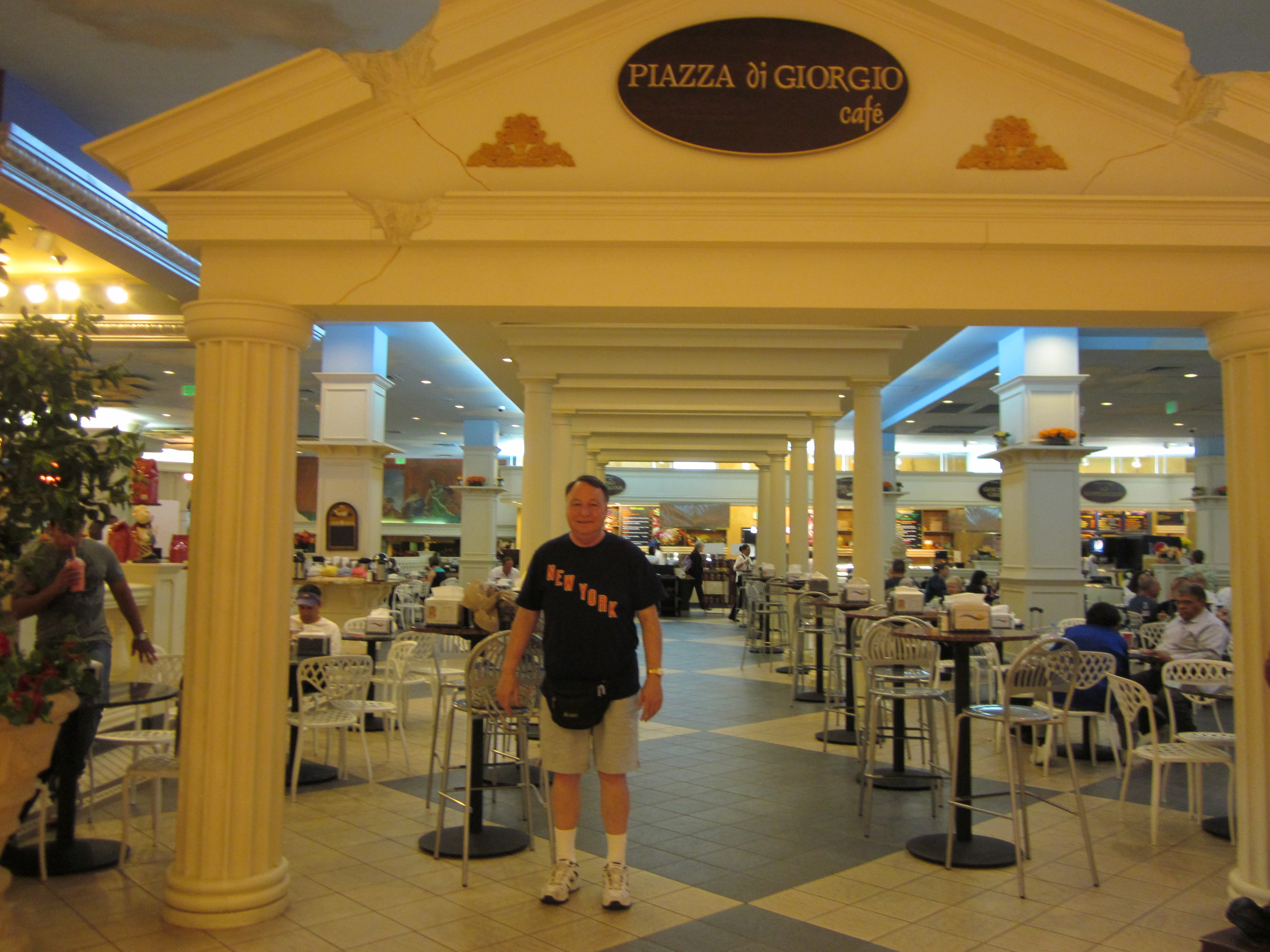 Galleria Mall Ft Lauderdale Food Court
